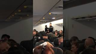 JetBlue family booted over birthday cake!!! 05/03/2017