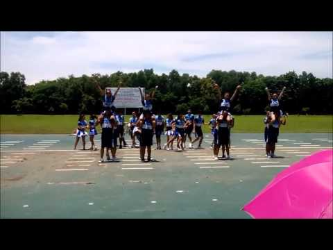 Gracel Christian College Foundation Cheer 2013