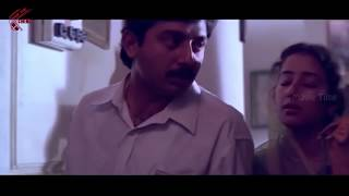 Manisha Koirala Kiss To Aravind Swamy Love Scene || Bombay Movie
