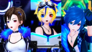 【PDX】 【鏡音レン・KAITO・MEIKO】 Cool Medley ~ Cyber Rock Jam ~