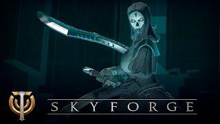 Skyforge - Necromancer Class Training Gameplay - Closed Beta - F2P - RU(EN)