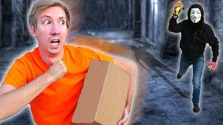 PROJECT ZORGO CHASE DOOMSDAY MYSTERY BOX (Escape Room Challenge Unboxing Abandoned Safe Evidence)
