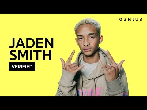 """Jaden Smith """"Icon"""" Official Lyrics & Meaning 