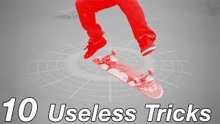 10 Skateboard Tricks Nobody Does Anymore