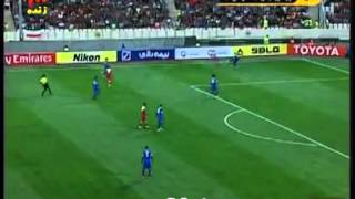 Omid Alishah Against Al Hilal