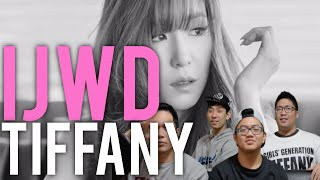 TIFFANY #IJWD MV Reaction [4LadsReact]