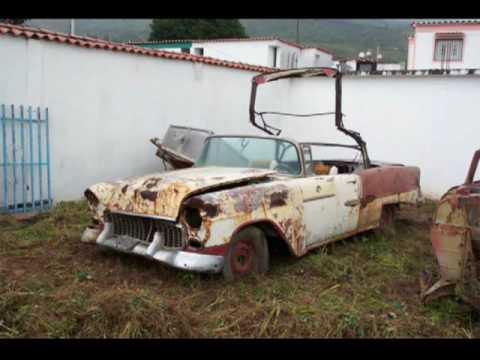 Autos Antiguos y Clàsicos Abandonados forgotten cars