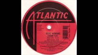 Bebe Winans - Thank You (MAW Mix) [ BEST SOUND QUALITY ] 4K UHD ULTRA HD