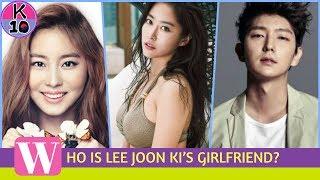 Who is Lee Joon Ki's Girlfriend? Lovelife about Lee Joon Ki