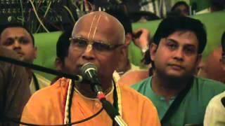 Day 1 Lokanatha Swami 2016 Kirtan Mela ISKCON Mayapur