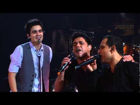 Luan Santana Inquilina de violeiro Part. Zezé Di Camargo e Luciano DVD ao vivo