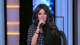 """شاهيناز ضياء تغنى لأول مرة شعبي وتختار أغنية """"مش مهم"""" لبوسي"""