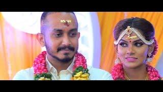 Malaysian Indian Wedding Highlights Of Vinod & Rohini By Golden Dreams Gdu