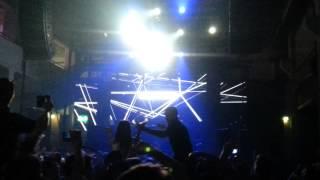 Laidback Luke - Flashing Lights LIVE @ Winter Wonderland 2015