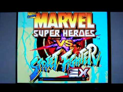 Xxx Mp4 WiiSX Demonstration Marvel Super Heroes VS Street Fighters 3gp Sex