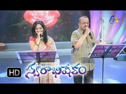 Xxx Mp4 Kaastha Ninnu Song SP Balasubrahmanyam Sunitha Performance In ETV Swarabhishekam 15th Nov 2015 3gp Sex
