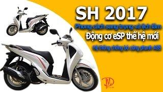 Honda SH 2017 thiết kế ấn tượng với phong cách mạnh mẽ sang trọng và lịch lãm_Online Education