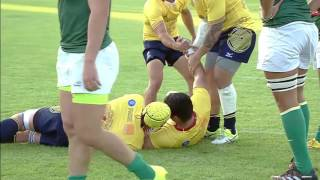 HIGHLIGHTS Romania - Brazilia 56-5, meci test World Rugby iunie 2017