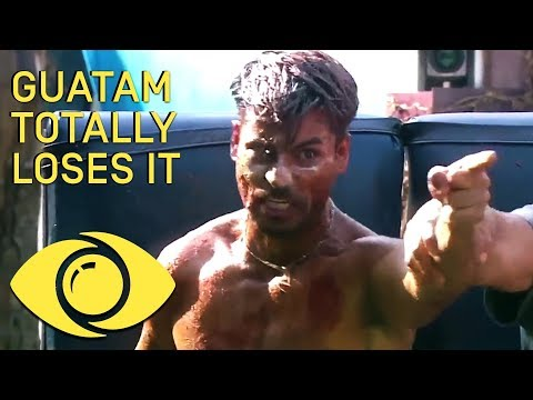Xxx Mp4 Karishma And Gautam Terrible Fight Bigg Boss India Big Brother Universe 3gp Sex