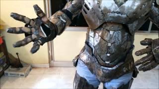 Iron man Suit Mark VI ( Mark - 6 ) part-9