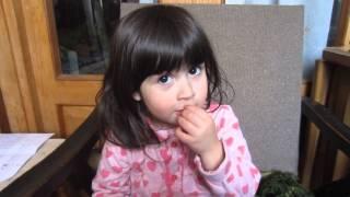 ძალიან საყვარელი ბავშვი სალომე/Очень милый ребенок Саломе/Very cute baby Salome:*:*:*