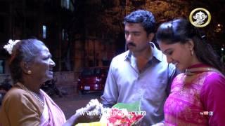 Sathya-Prakash cute romantic scene | Best of Deivamagal