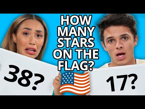High School Trivia Challenge ft. MyLifeasEva and Brent Rivera Brent vs Eva