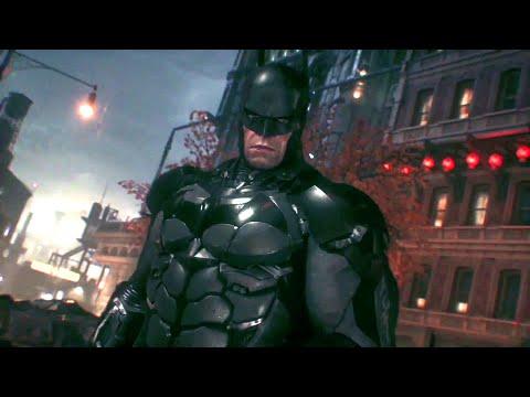 Batman: Arkham Knight Gameplay Video -