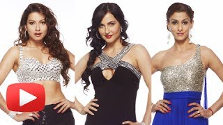 Gauhar Khan, Elli Avram, Shilpa Sakhlani - Bigg Boss 7 In House Fashion - Hot Or Not ?