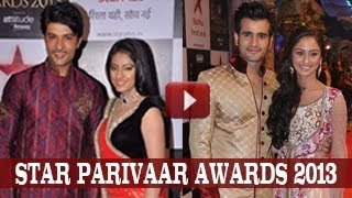 Star Parivaar Awards 13th July 2013 EXCLUSIVE FULL SHOW EPISODE Part 1
