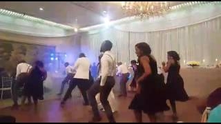 Best wedding dance in Zimbabwe - dancing to Jay Prayzah Military touch-chekeche