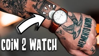 Magically Make a Coin Appear Under Someone's watch!!