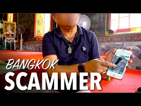 Xxx Mp4 SCAMS IN BANGKOK THAILAND Watch Out For THIS 3gp Sex