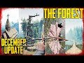 DECEMBER 2018 UPDATE = CROSSBOWS + NEW BUILDINGS & MORE | The Forest