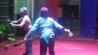 Comedy dance by Chen Ale and Dipak Thapa
