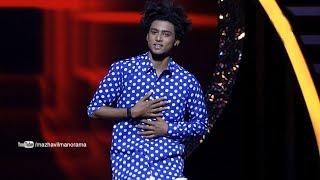 D3 D 4 Dance I Ajeesh Krishna - Ringa ringa I Mazhavil Manorama