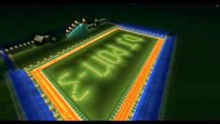 Dj PON-3 Stadium-Minecraft