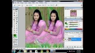 photoshop 7 tutorial bangla  part 2 graphic design photo editing how to use photoshop