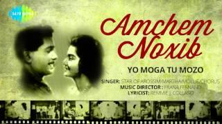 Amchem Noxib   Yo Moga Tu Mozo   Konkani Movie Song   Star Of Arossim / Martha / Mollie