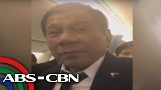 Early Edition: Duterte on martial law: I will be harsh