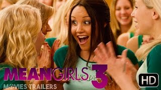 Mean Girls 3 The Collage Trailer 2016 | FANMADE HD