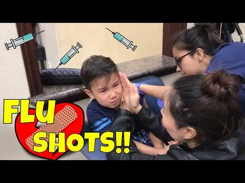it s a MADD World Vlogs EP6 Flu Shots