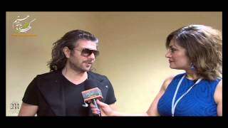Interview - Wiesbaden Concert Nowrooz 93 [Mansourinfo]