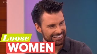 Rylan Explains He's Been Driven Off Social Media Due to His New Game Show | Loose Women