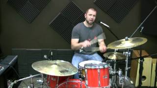 Rock and Roll - Led Zeppelin - DRUM LESSONS