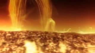 معلومات عجيبة عن الشمس وماذا يحدث فيها سبحان الله HD