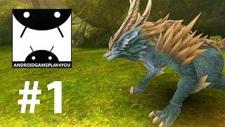 RPG Toram Online Android GamePlay #1 (1080p)
