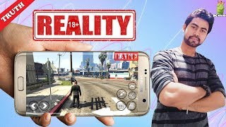 GTA-5 on Android   Complete Details   Can I Run Gta 5 on Android   Real or Fake   Hindi