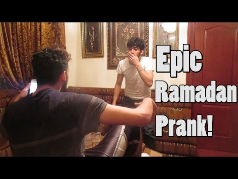 EPIC RAMADAN PRANK ON My BROTHER
