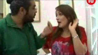 كواليس سيتكوم دار الوزير على قناة نسمة 2012/07/26